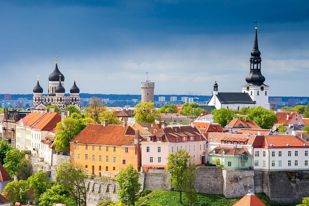 Estonie Tallinn capitale