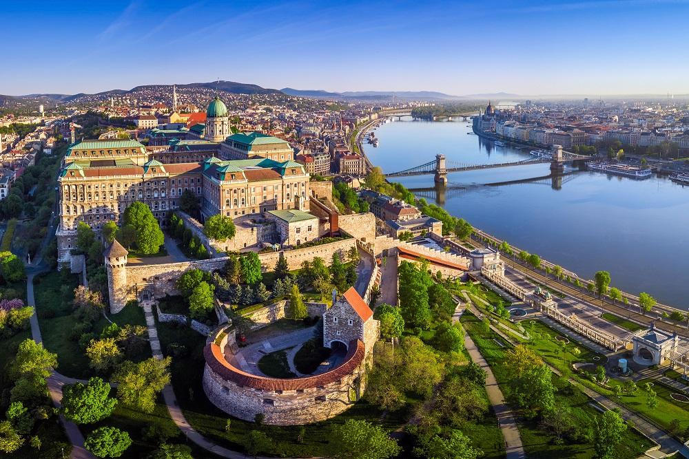 Hongrie capitale Budapest