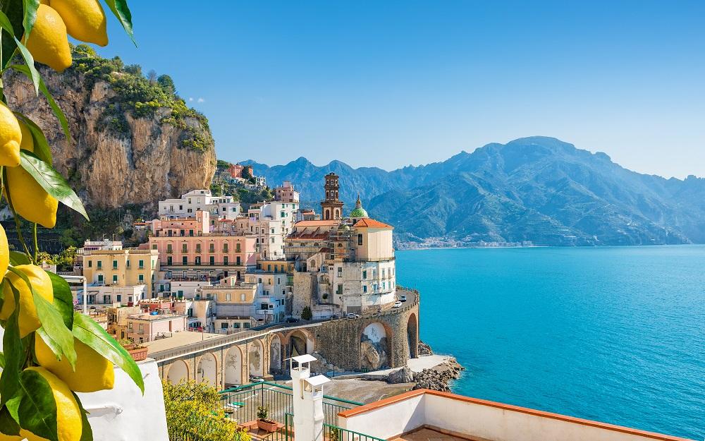 Italie Cote Amalfitaine