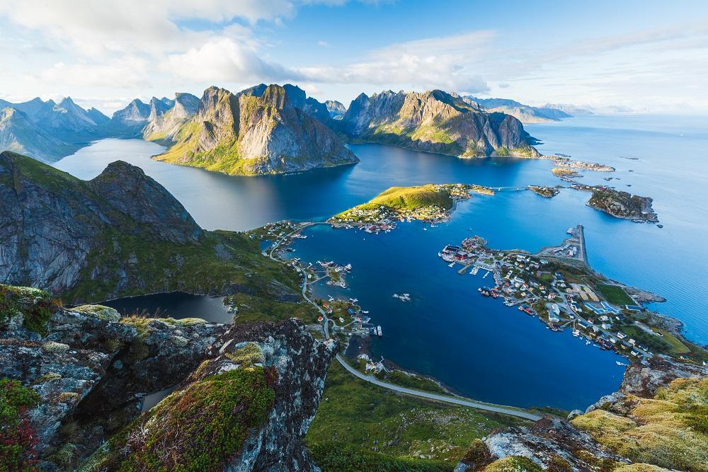 Fiord Norvège Bergen