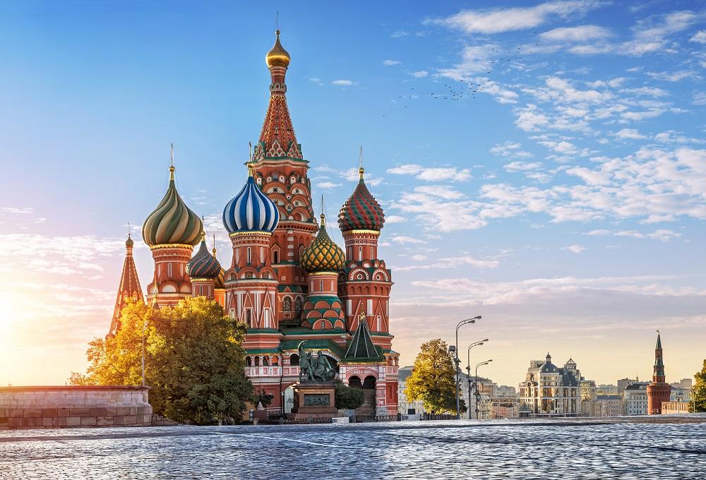 Russie capital Moscou