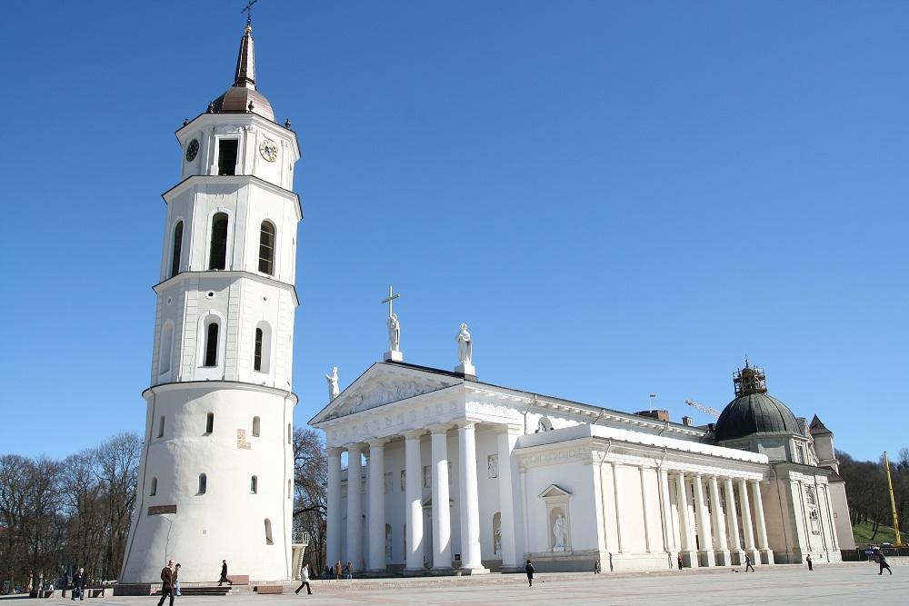 Lituanie Capitale Vilnius