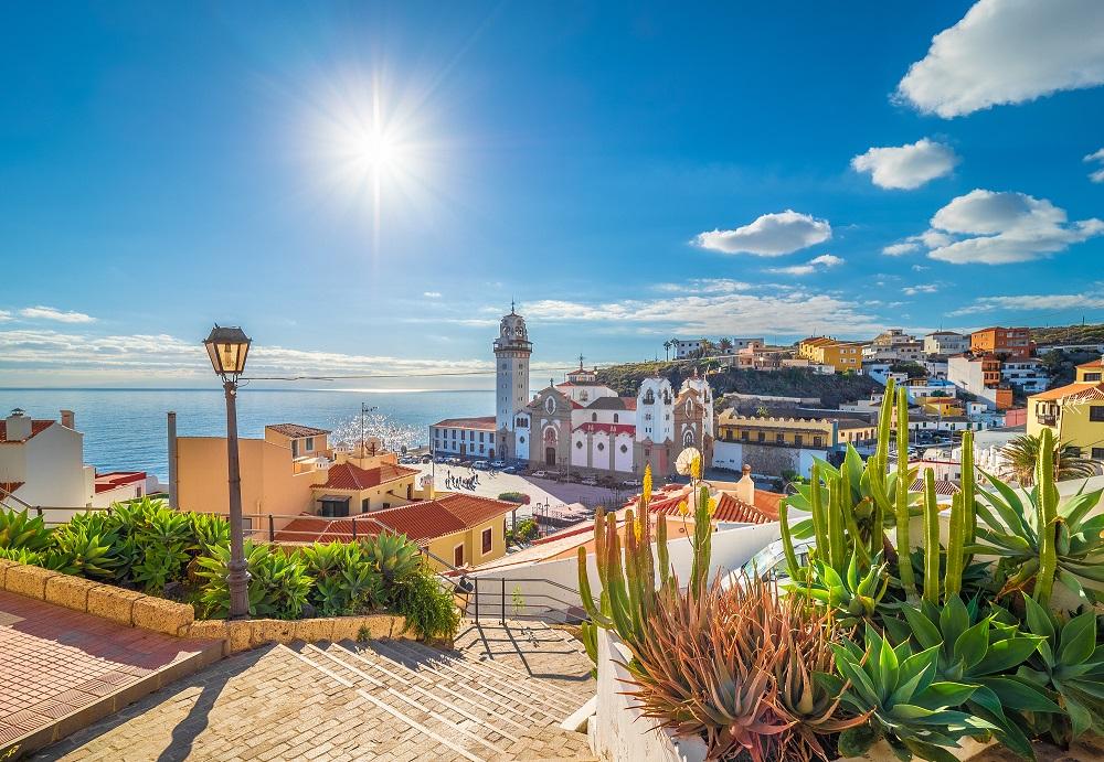 Paysages îles des Canaries, Lanzarote, Fuerteventura