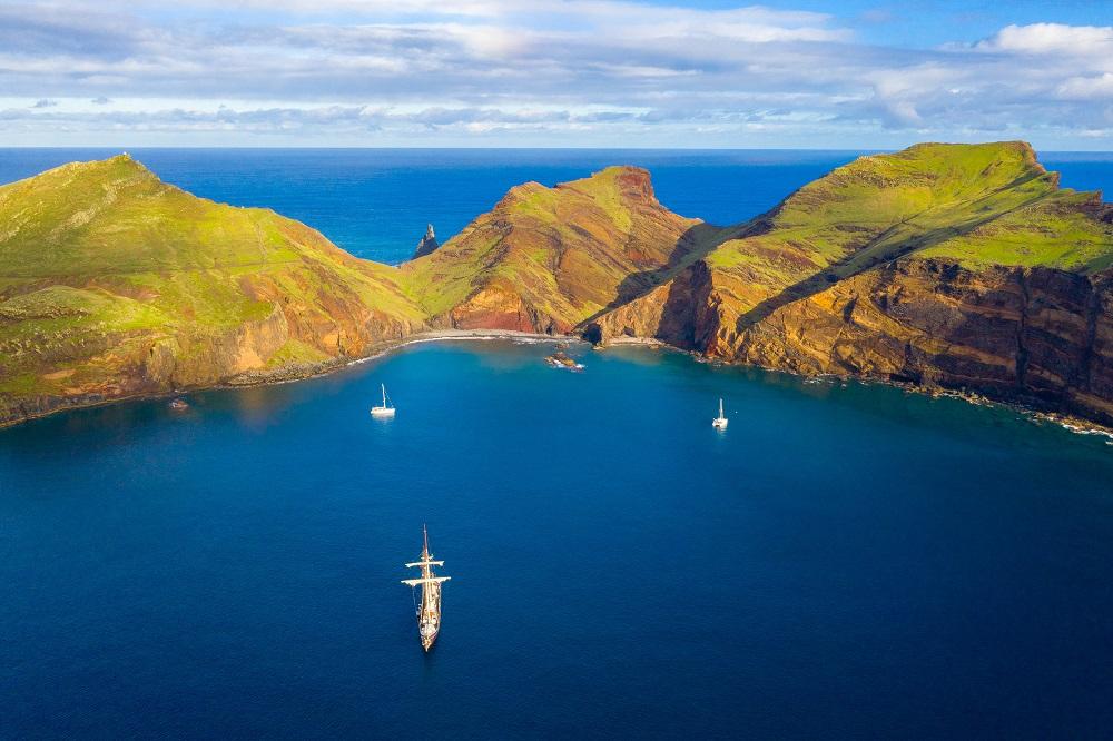 îles du Cap Vert océan atlantique