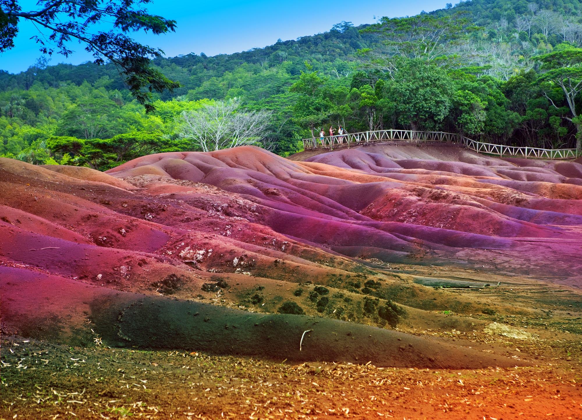 Ile Maurice Océan Indien Terre des sept couleurs