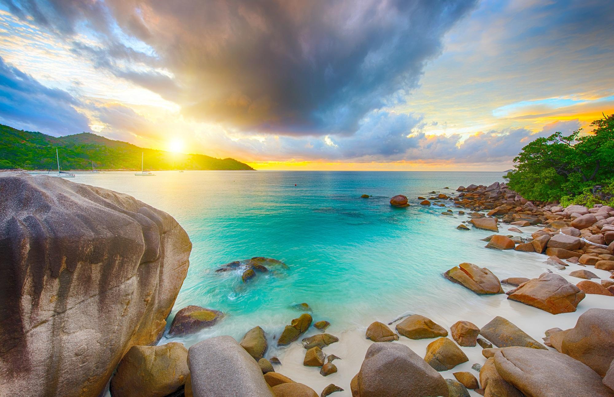 Voyages aux Seychelles, Océan Indien, Séjours hôtel et cuicuits