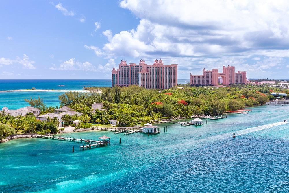 Iles Bahamas Caraïbes hôtel Atlantis
