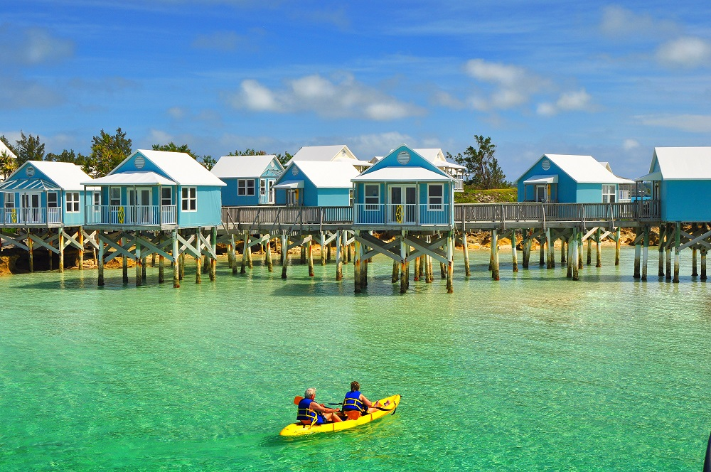 Iles des Bermudes Atlantique