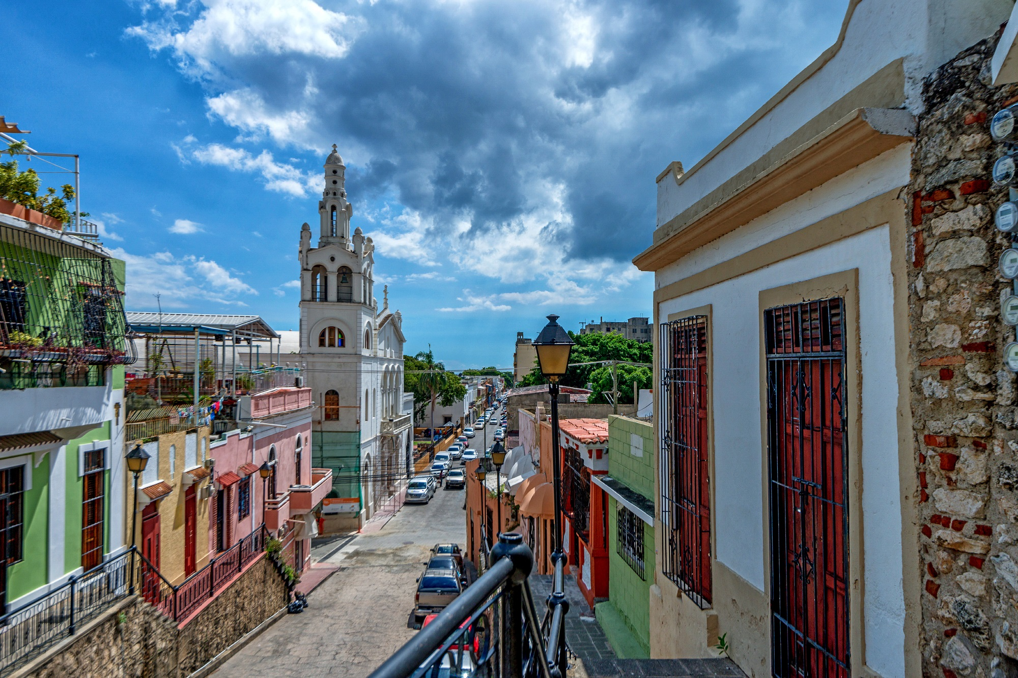 République dominicaine ile des caraïbes saint Domingue