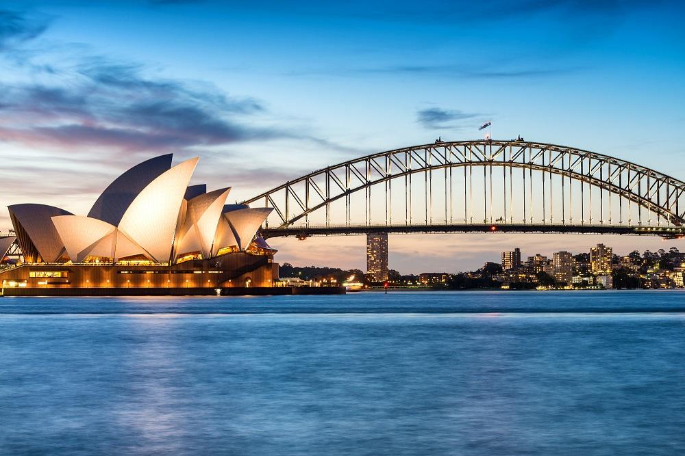 Australie Opera Sydney