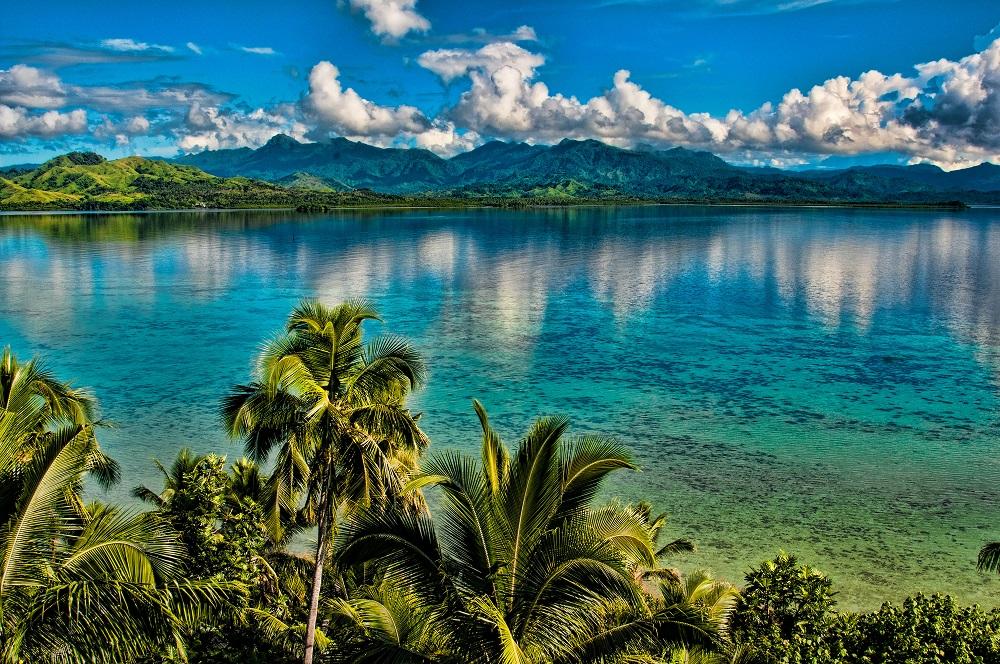 Iles Fidji Pacifique