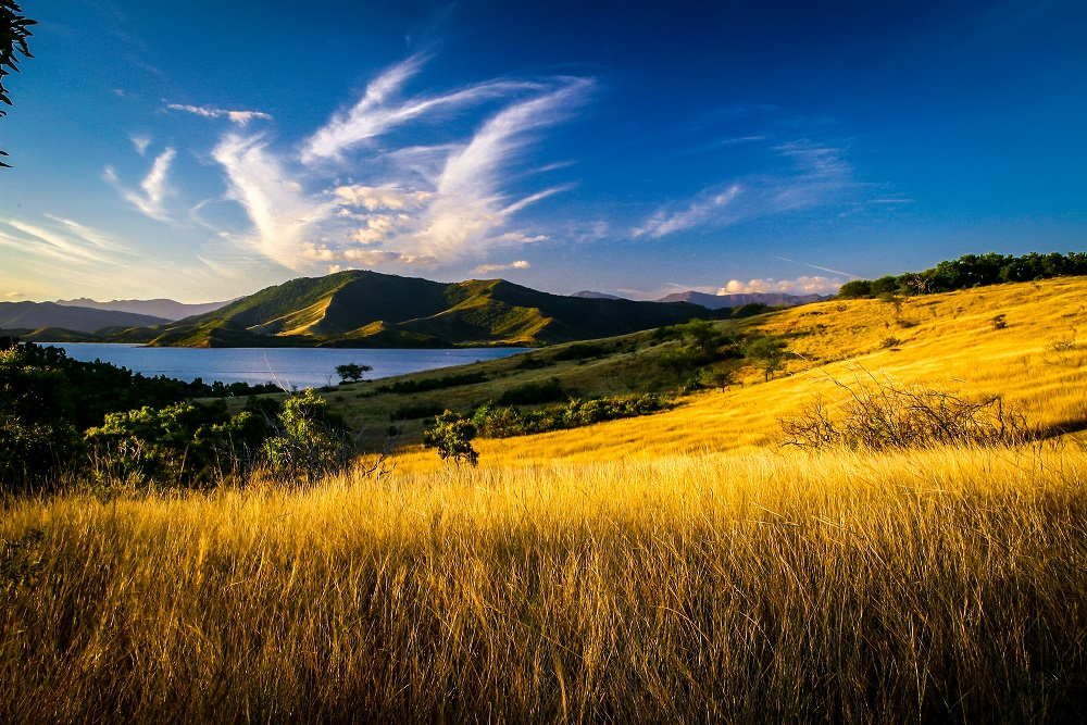 Nouvelle Calédonie paysage du pacifique