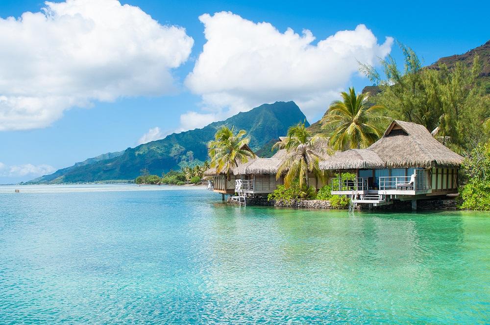 Tahiti il du pacifique